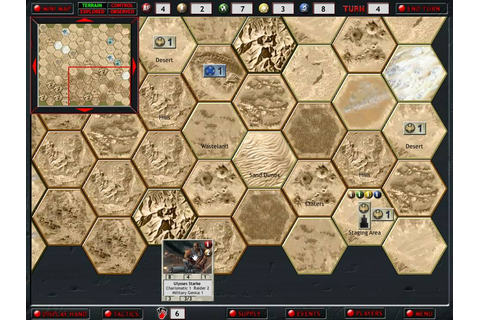 Armageddon Empires (2007) (PC) (Cryptic Comet) - YouTube