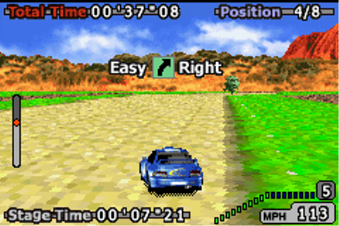 GT Advance 2 - Rally Racing (U)(Mode7) ROM