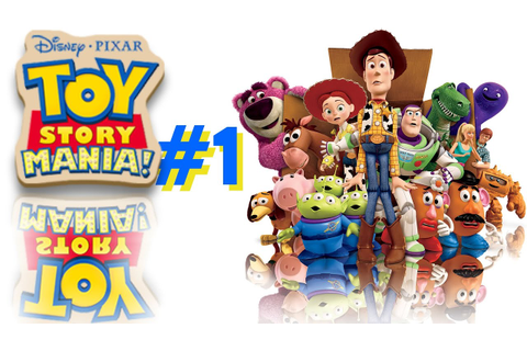 Toy story mania gameplay disney interactive wii xbox 360 ...