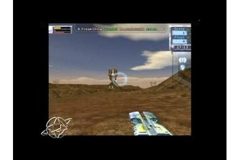 Tribes: Aerial Assault PlayStation 2 Gameplay - YouTube