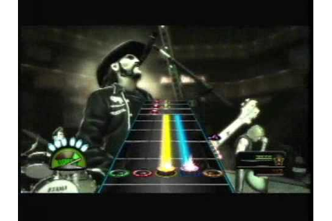 "Guitar Hero Metallica: Motorhead - ""Ace Of Spades"" - YouTube"