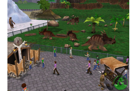 Zoo Tycoon 2: Dino Danger Screenshots, Pictures ...