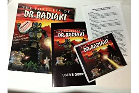 Amazon.com: The Fortress of Dr. Radiaki: Video Games