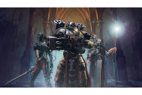 Warhammer 40,000: Inquisitor - Martyr Game | PS4 - PlayStation