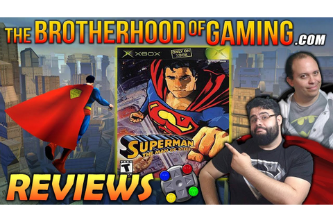 SUPERMAN: THE MAN OF STEEL - REVIEW - The Brotherhood of ...