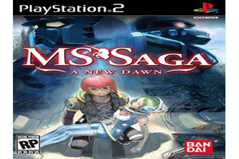 MS Saga: A New Dawn full game free pc, download, play. MS ...
