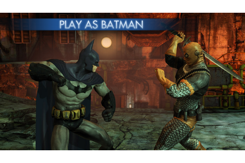 Batman: Arkham City Lockdown (Kindle Tablet Edition ...