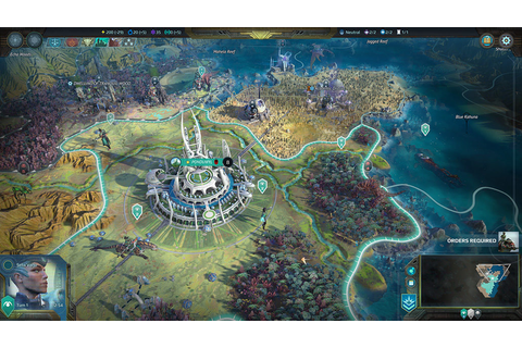 Age of Wonders: Planetfall Review – Space War Never ...