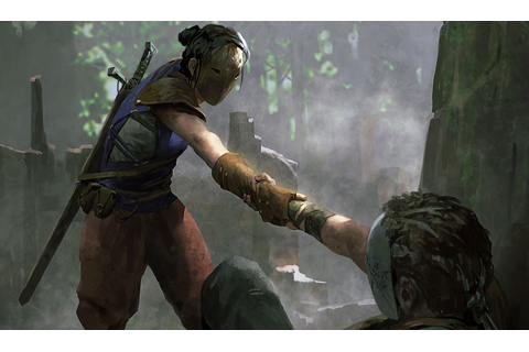 Absolver is an online martial arts action game coming to ...