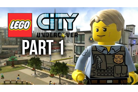 LEGO CITY UNDERCOVER PS4 Gameplay Walkthrough Part 1 ...