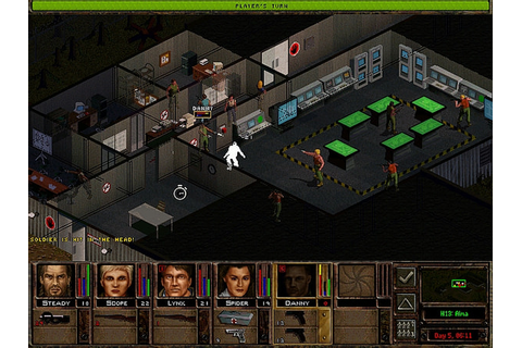 Jagged Alliance 2 - Download - Free GoG PC Games