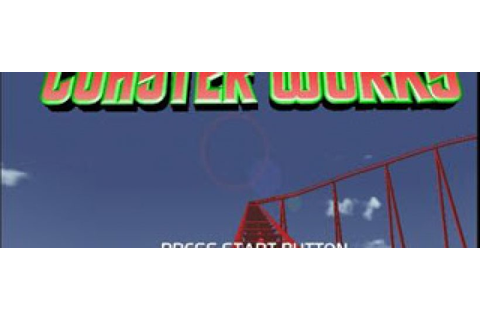 Coaster Works Dreamcast ISO - Download Game PS1 PSP Roms ...