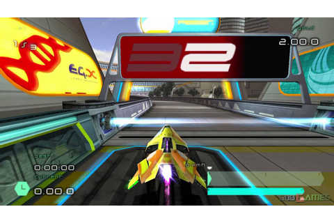 Wipeout Pulse - Gameplay PS2 HD 720P - YouTube