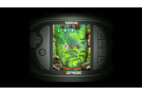 Mile High Pinball - Nokia N-Gage Gameplay - YouTube