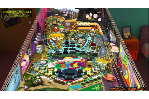 Zen Pinball 2: South Park - Butters very own pinball game ...