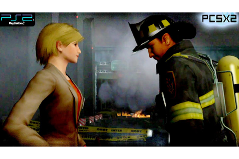 Firefighter F.D.18 - PS2 Gameplay SD + FXAA (PCSX2) - YouTube