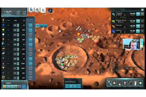 Offworld Trading Company Multiplayer Game #3 - YouTube
