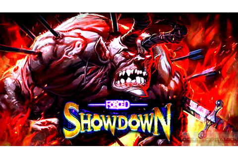 Forced Showdown Free Download - Ocean Of Games