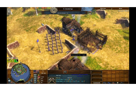 Breed's Hill - Age of Empires 3 The Warchiefs - Act 1 ...