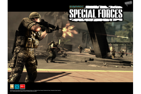 Video Game Socom: Special Forces Game Gun Socom Special ...