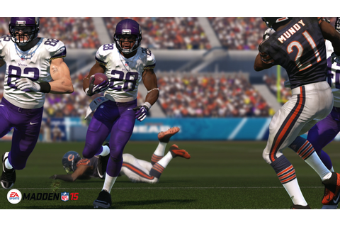 Review: 'Madden NFL 15' scores on new turf