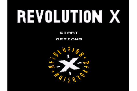 Revolution X Download Game | GameFabrique
