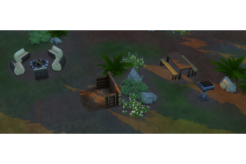 Les Sims 4 - Ermite de Destination Nature - Game-Guide