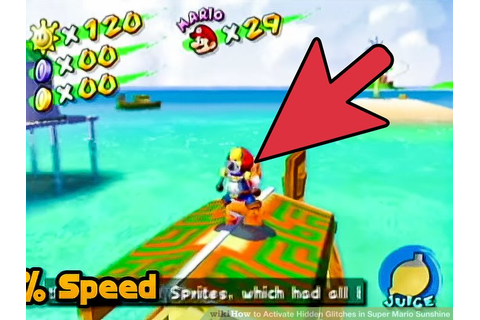 6 Ways to Activate Hidden Glitches in Super Mario Sunshine