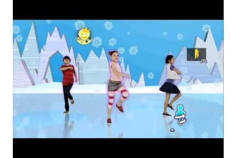 Just Dance Kids 2014 The Freeze Game - YouTube