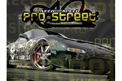 Need for Speed ProStreet « IGGGAMES