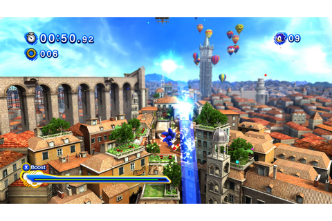 Mediafire PC Games Download: Sonic Generations Download ...