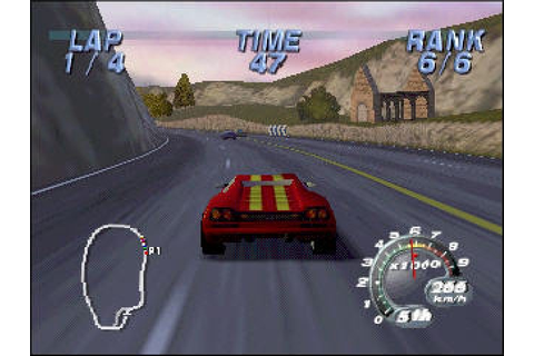 Automobili Lamborghini (1997) by Titus N64 game
