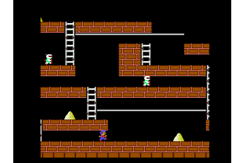 Lode Runner Download Game | GameFabrique