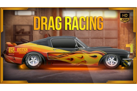 Drag Racing - Game For Android - Promo - YouTube