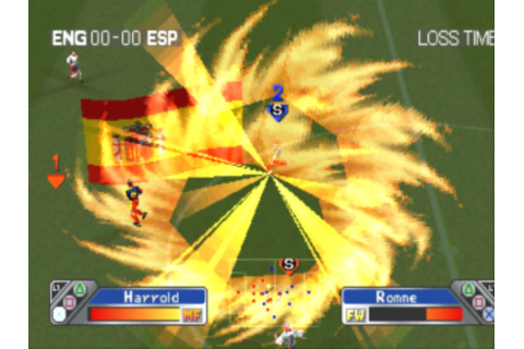 Super Shot Soccer PS1 ISO - CATShares