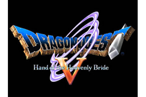 Dragon Quest V,The Hand of The Heavenly Bride.nds | NDS GAMES