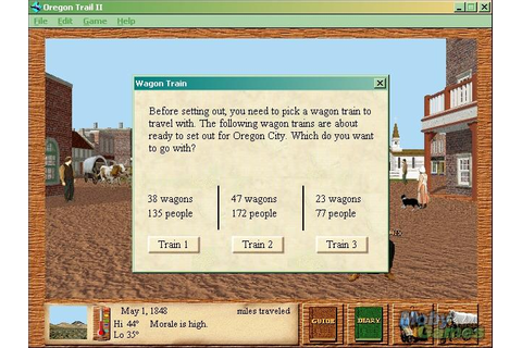 Download Oregon Trail II - My Abandonware