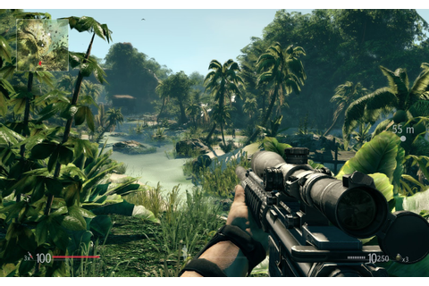 Sniper Ghost Warrior 1 Repack PC - INSIDE GAME
