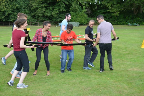 It's A Knockout Team Building Games - Altitude Events