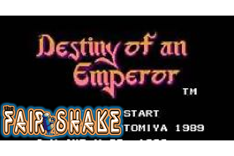 Destiny of an Emperor | 1 More Castle