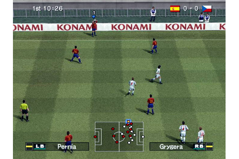 Pro Evolution Soccer 6 (Europe) ISO