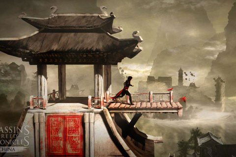 A new Assassin's Creed game set in China is included in AC ...