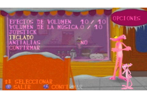 Download Game Pink Panther - Pinkadelic Pursuit ISO for PC ...