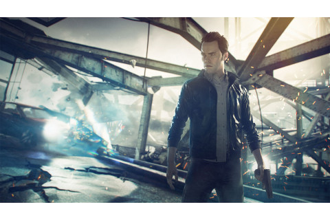 Quantum Break, Video Games Wallpapers HD / Desktop and ...
