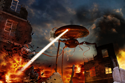 Jeff Wayne returns to Theatreland with The War Of The ...