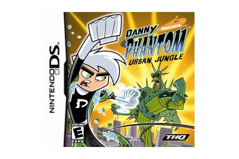 Danny Phantom: Urban Jungle game - Newegg.com