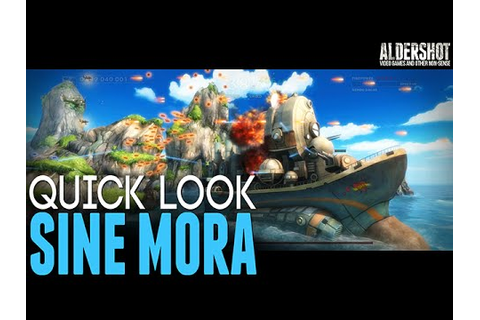 Sine Mora (PC): Quick Look (Indie game SHMUP, gameplay ...
