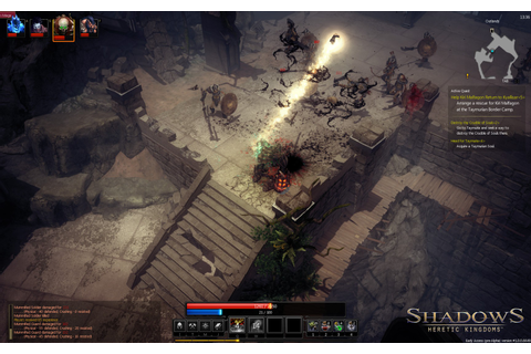 Acheter Shadows: Heretic Kingdoms Steam