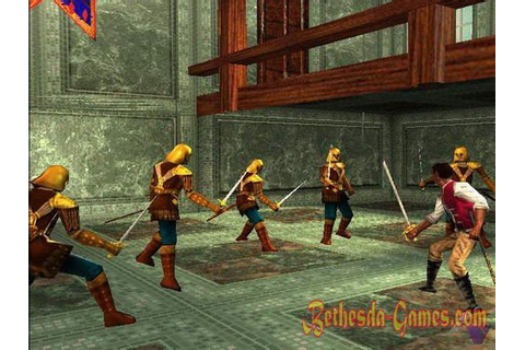 The Elder Scrolls Adventures: Redguard » Bethesda Games ...