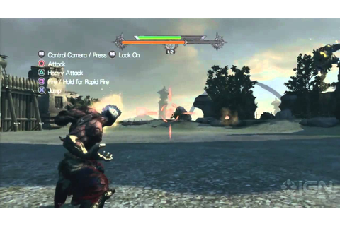 E3 2011: Asura's Wrath Gameplay - YouTube